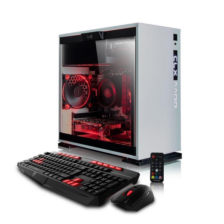 CLX SET GXE7601A Gaming Desktop
