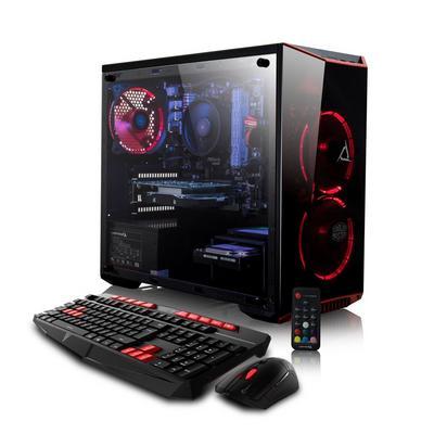 CLX SET GXE7900M Gaming Desktop