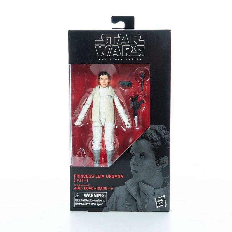 Star Wars Princess Leia Organa Hoth The Black Series Action Figure