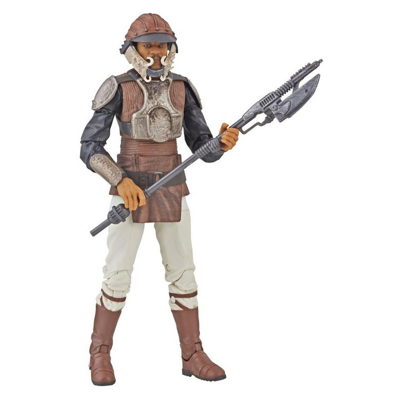 Star Wars Lando Calrissian Skiff Guard Disguise The Black Series Action Figure