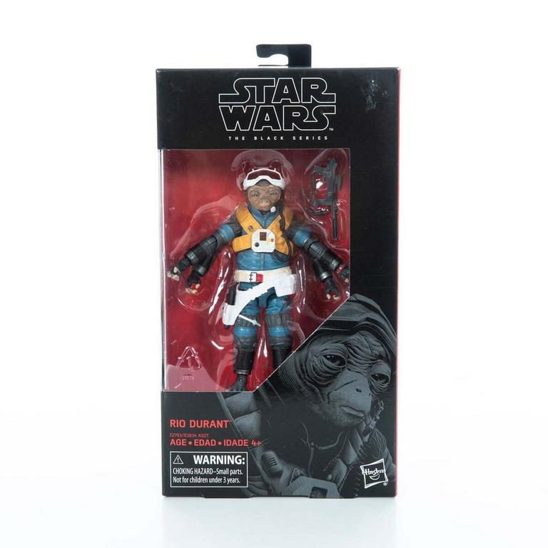Star Wars The Black Series Rio Durant Action Figure
