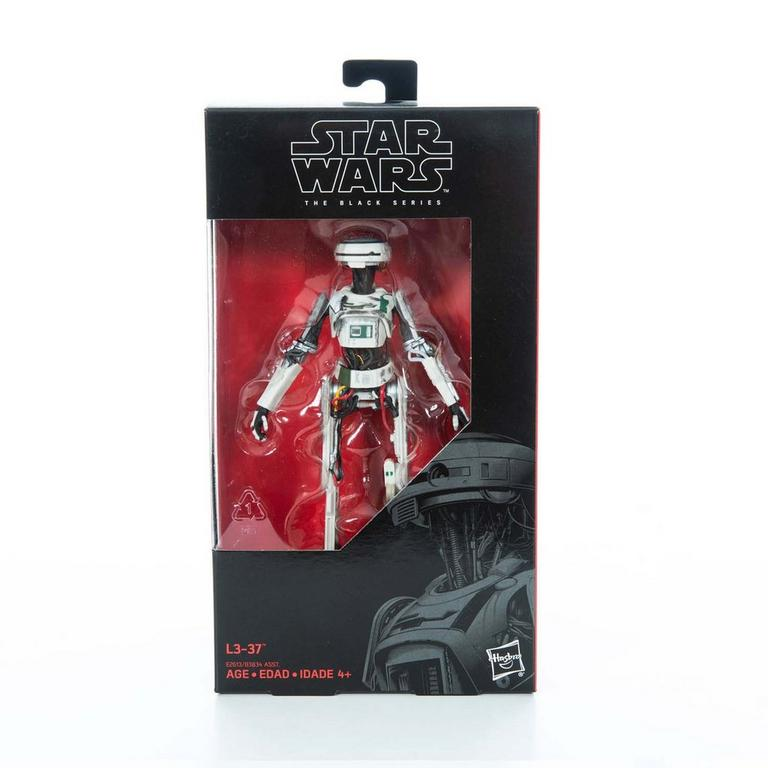 Star Wars L3-37 The Black Series Action Figure