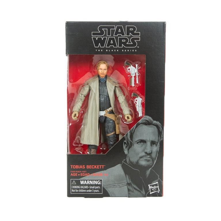 Star Wars The Black Series Tobias Beckett Figure