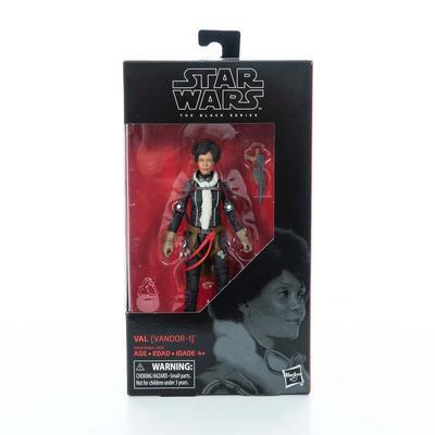 Star Wars Black Series Val Vandor Action Figure