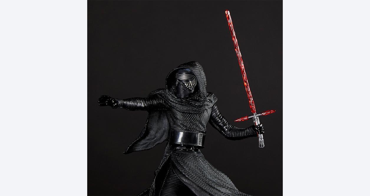 Star Wars: The Black Series - Kylo Ren Centerpiece