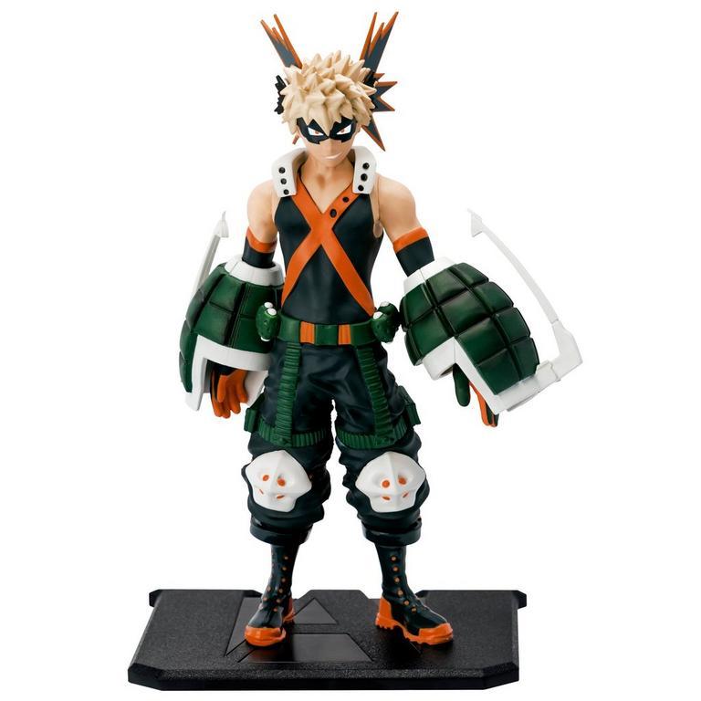 My Hero Academia Katsuki Bakugo Action Figure