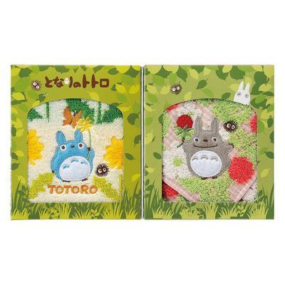 My Neighbor Totoro Marushin Mini Towel Gift Set