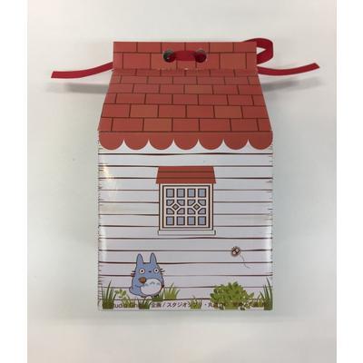 Totoro House Box Towel Set