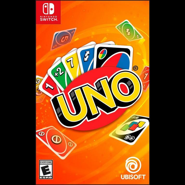 Uno Nintendo Switch Gamestop