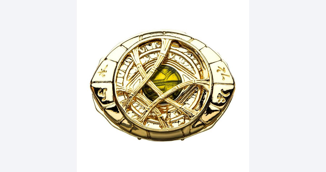Doctor Strange Eye of Agamotto Pin