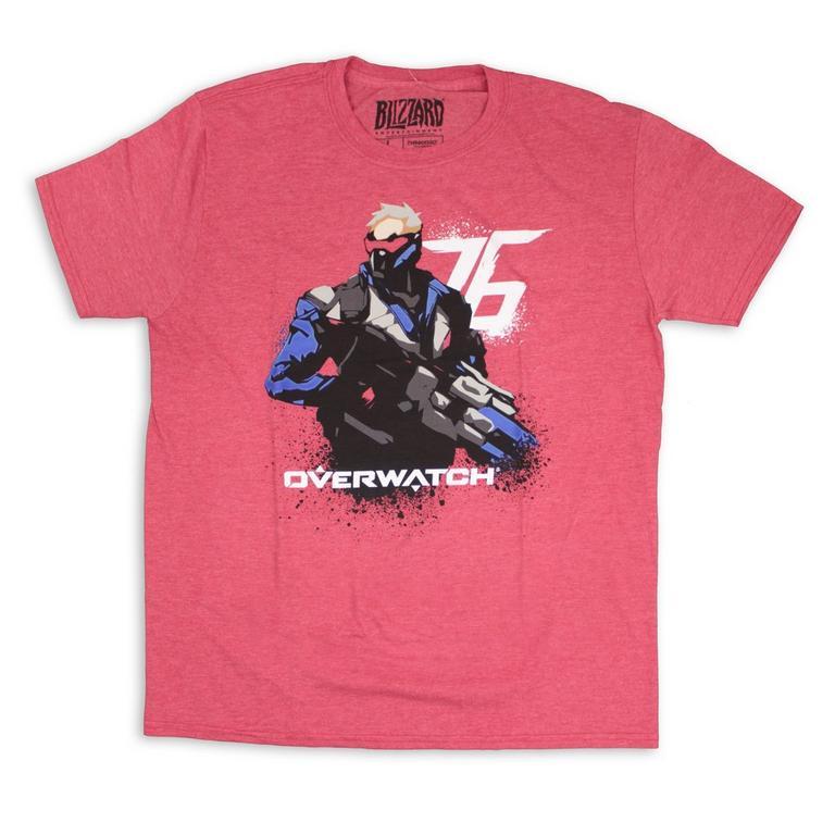 Overwatch Soilder 76 T-Shirt