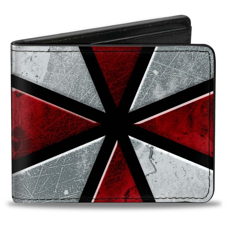 Resident Evil Umbrella Corporation Bifold Wallet