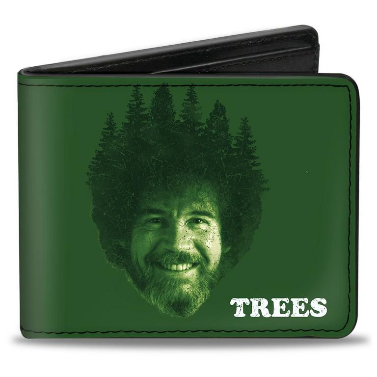 Bob Ross Bifold Wallet