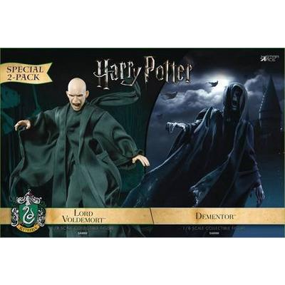 Harry Potter and The Goblet of Fire - 1/8 Scale Voldemort and Dementor Figure 2 Pack