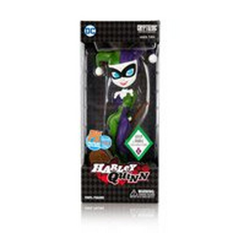 Batman: The Animated Series Harley Quinn Green and Purple Variant Statue Summer Convention 2018