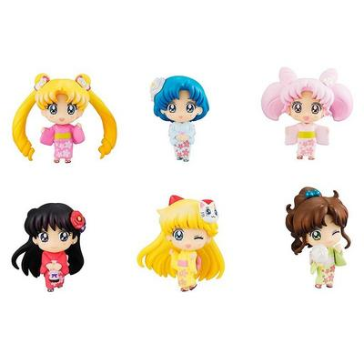 Sailor Moon Kimono Assorted Blind Box Figures