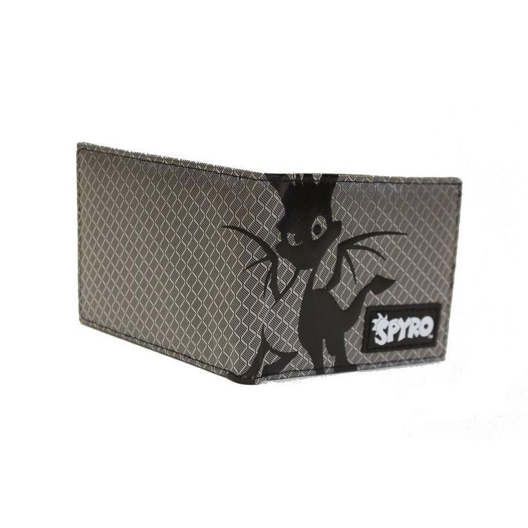Spyro the Dragon Bi-Fold Wallet
