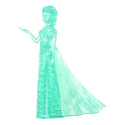Crystal Disney Elsa Puzzle