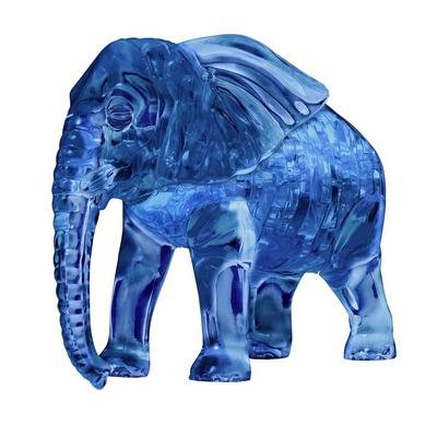 Crystal Elephant Puzzle