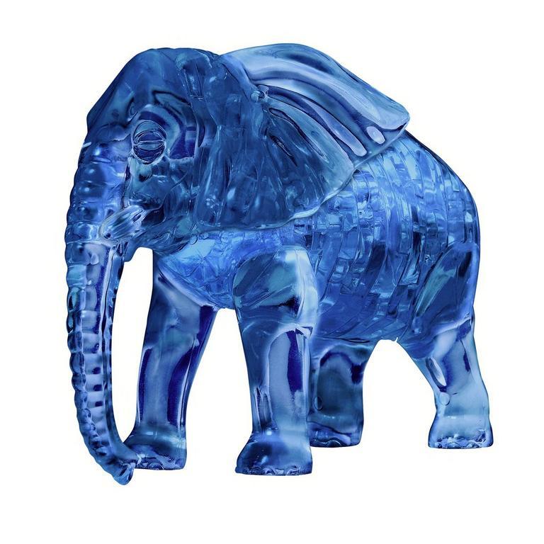 Elephant Crystal Puzzle