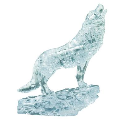 Wolf Crystal Puzzle