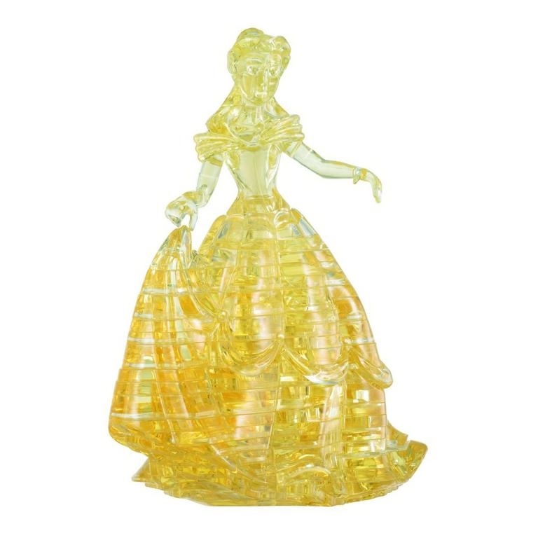 Disney Beauty and the Beast Belle Crystal Puzzle