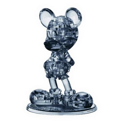 Disney Mickey Mouse Gray Crystal Puzzle
