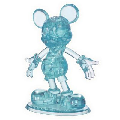 Crystal Disney Blue Mickey Mouse Puzzle