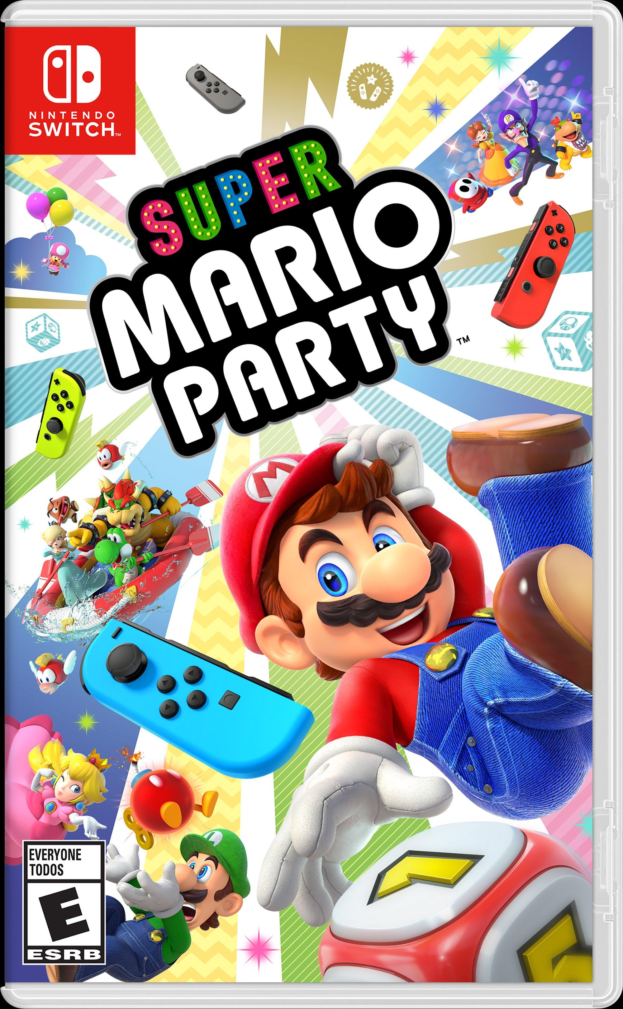 Super Mario Party Nintendo Switch Gamestop