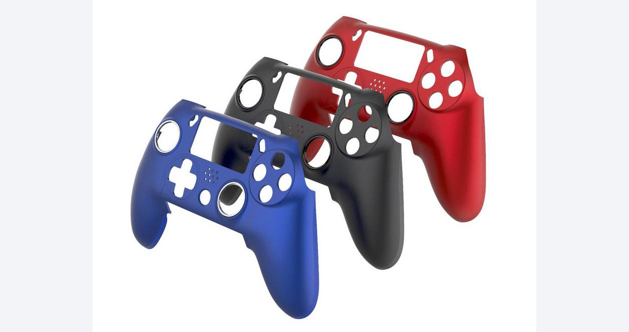 SCUF Vantage Metallic Blue Faceplate for PlayStation 4