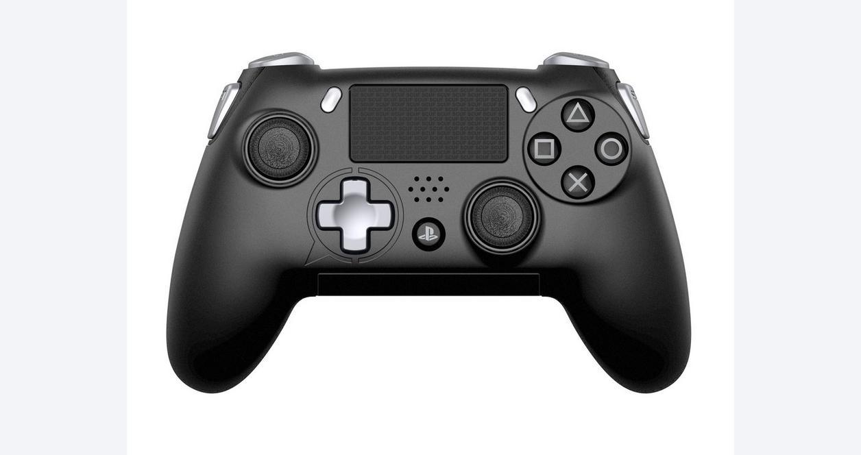 SCUF Vantage Gun Metal Faceplate for PlayStation 4
