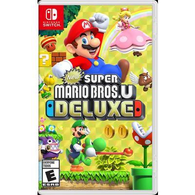 New Super Mario Bros U Deluxe - Nintendo Switch