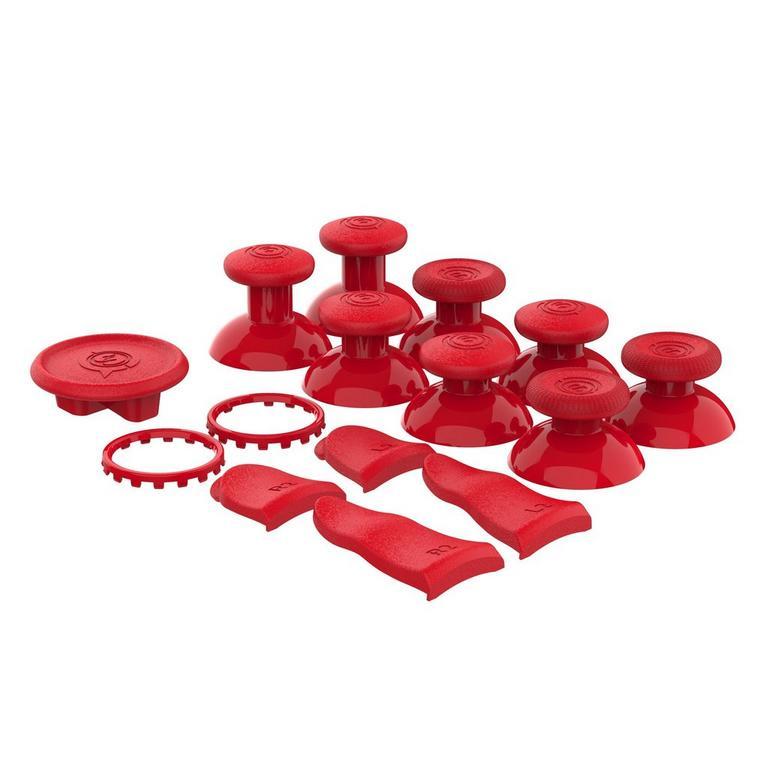 PlayStation 4 Vantage Red Accessories Kit