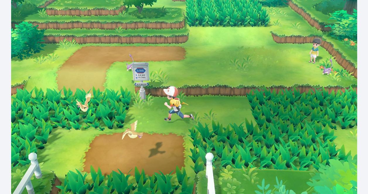 Pokemon: Let's Go, Eevee!
