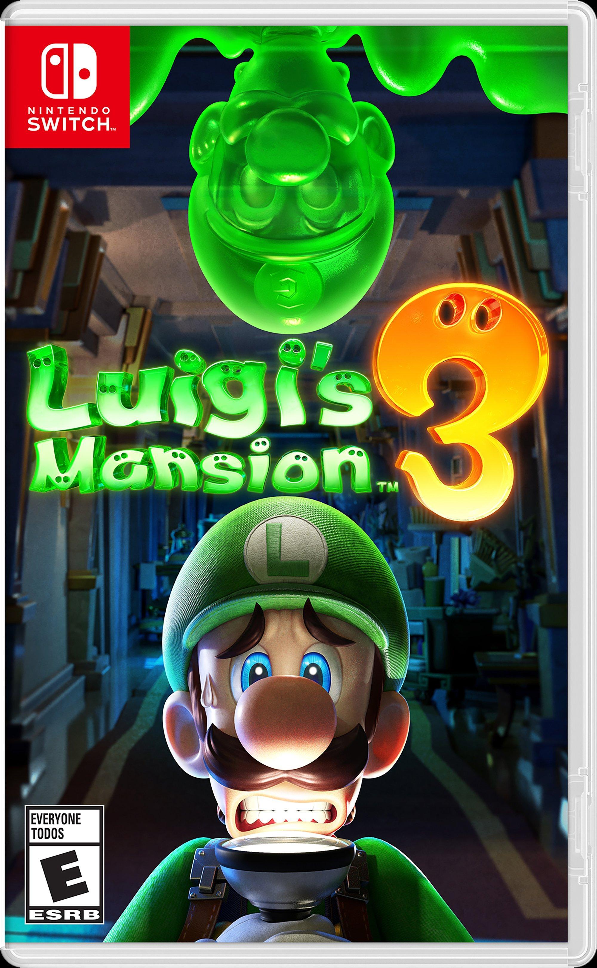 Resultado de imagem para Luigi's Mansion 3