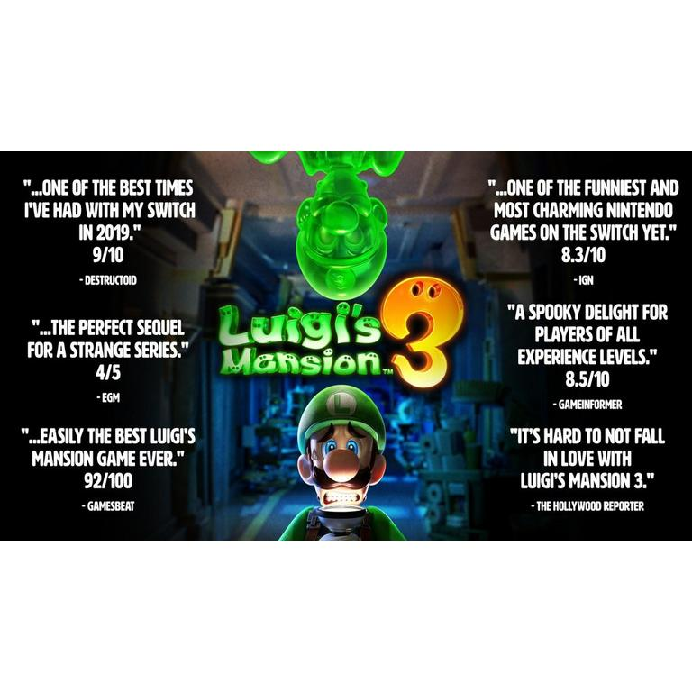 Luigi S Mansion 3 Nintendo Switch Gamestop