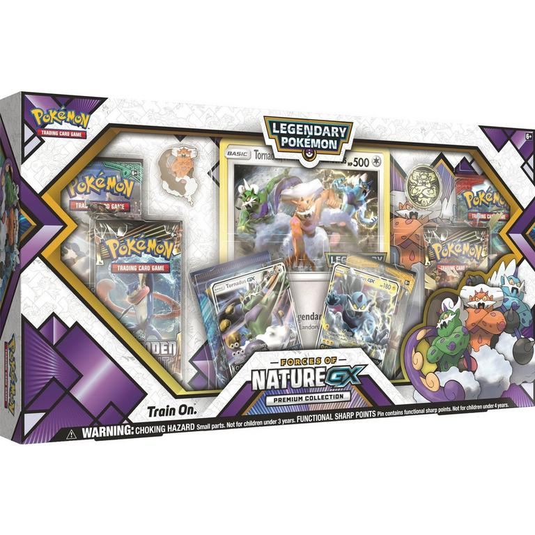 Pokemon: Forces of Nature GX Premium Collection Trading Card Game