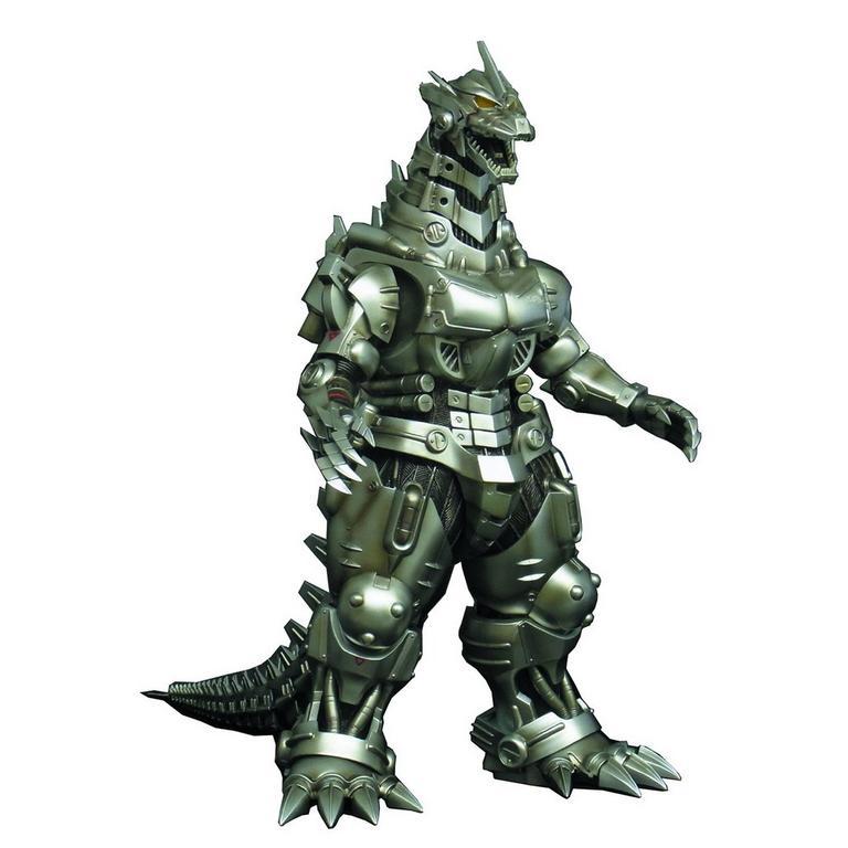 12 Inch 2003 Godzilla S.O.S. MechaGodzilla Statue