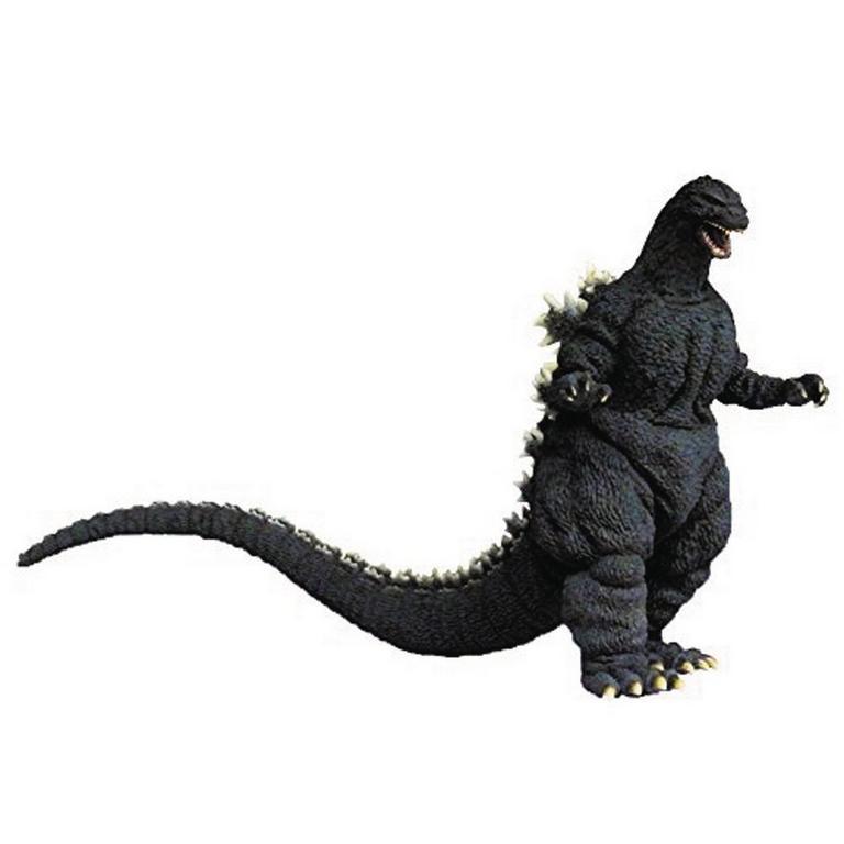 12 Inch Godzilla VS Biollante 1989 Statue