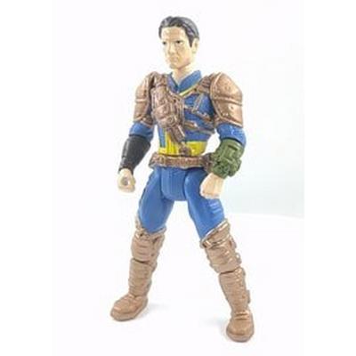 Fallout Vault Dweller 4 inch Action Figure
