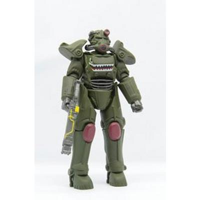 Fallout T-45 Hot Rod 4 inch Action Figure