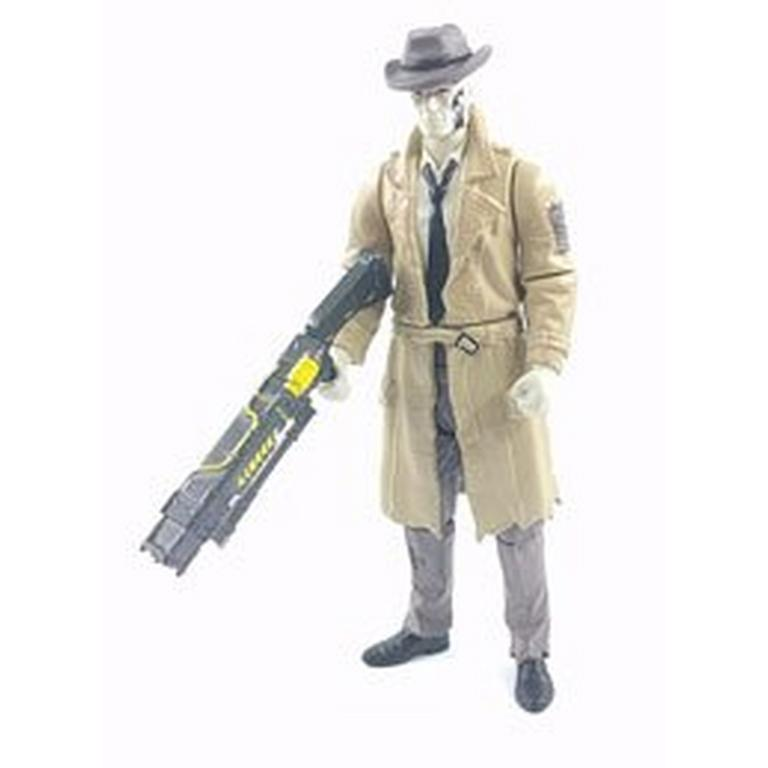 Fallout Nick Valentine 4 inch Action Figure