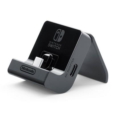 Nintendo Switch Adjustable Charging Stand (No AC Adapter)