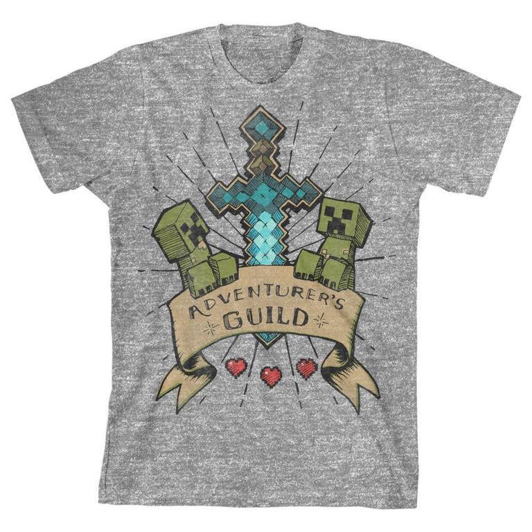 Minecraft Boys T-Shirt
