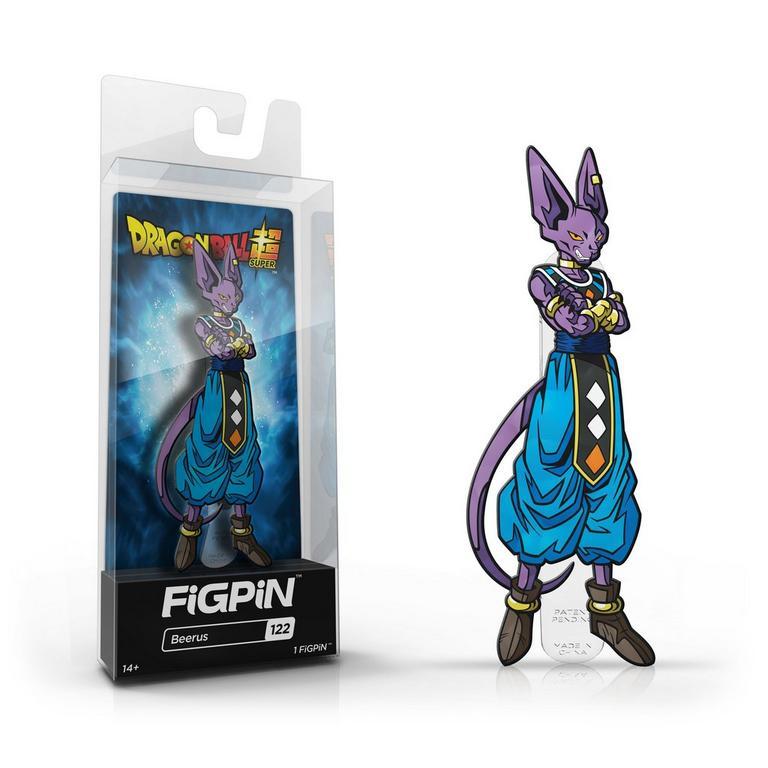 Dragon Ball Super - Beerus FiGPiN