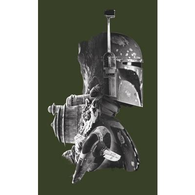 Star Wars Boba Fett Profile T-Shirt