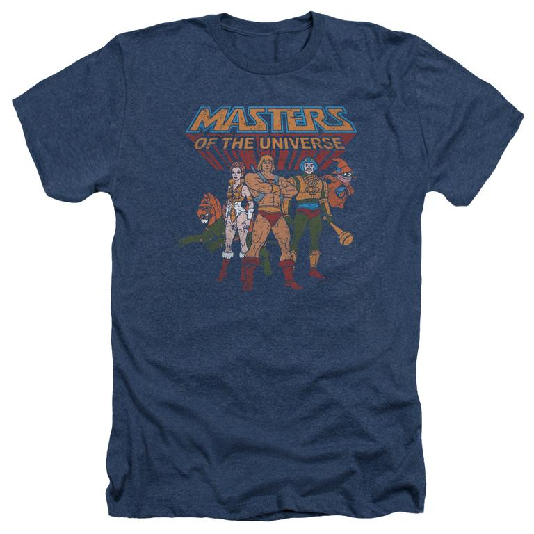Masters of the Universe Team of Heroes T-Shirt