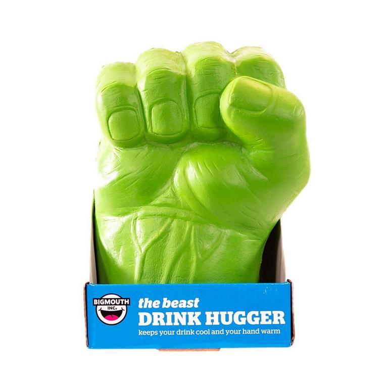 Green Fist Drink Hugger