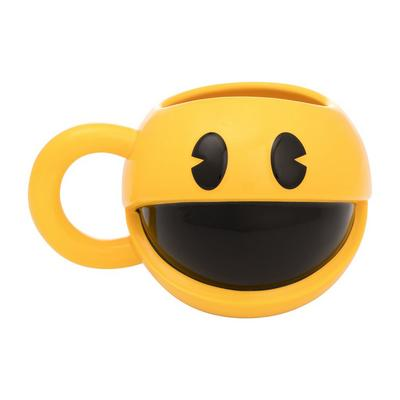 PAC-MAN Sculpted Mug 20 oz