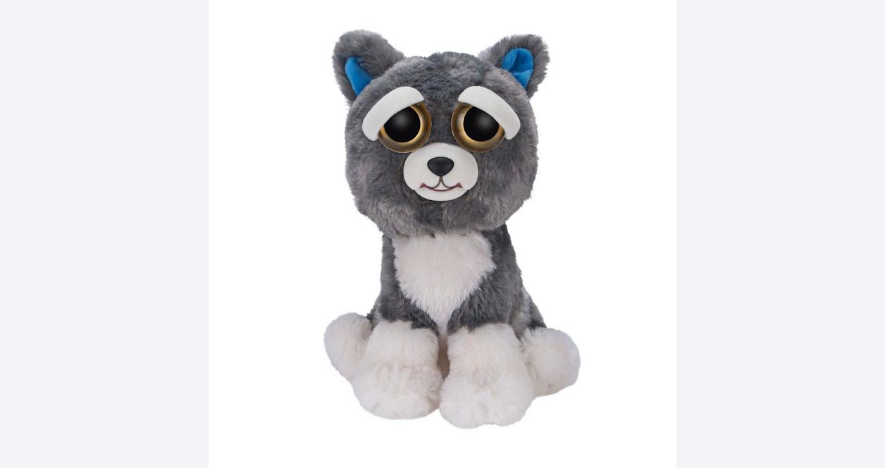 Feisty Pets Husky Plush